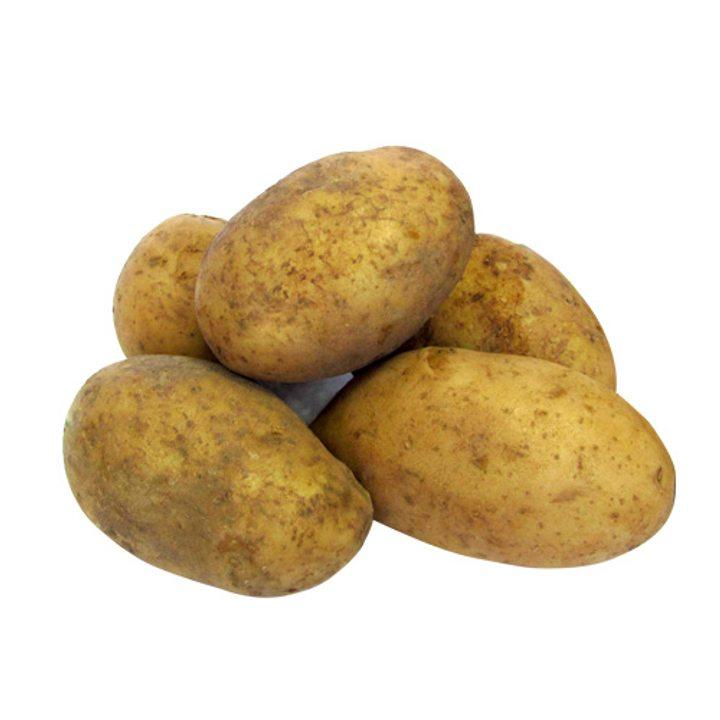 Био картофи - Италия