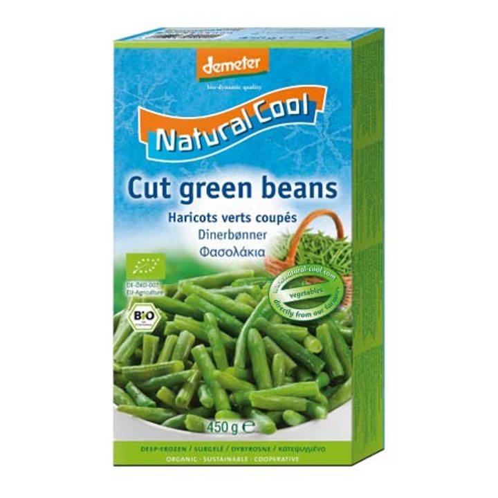 Деметер замразен нарязан зелен боб 450г