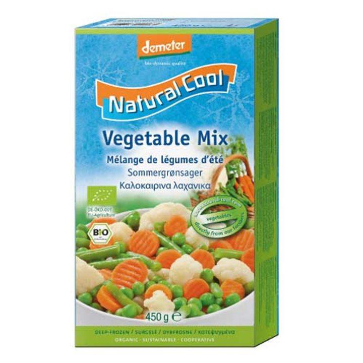 Деметер замразени зеленчуци микс 450г