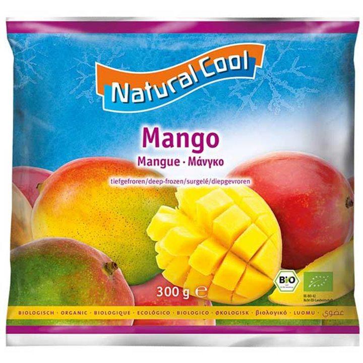 Био замразено, нарязано манго 300г