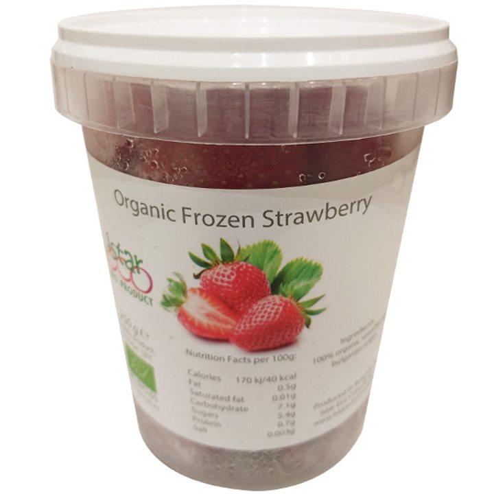 Био замразена ягода култивирана 250г