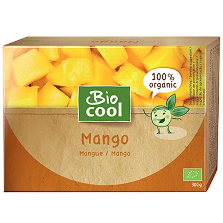 Био манго бързозамразено 300г