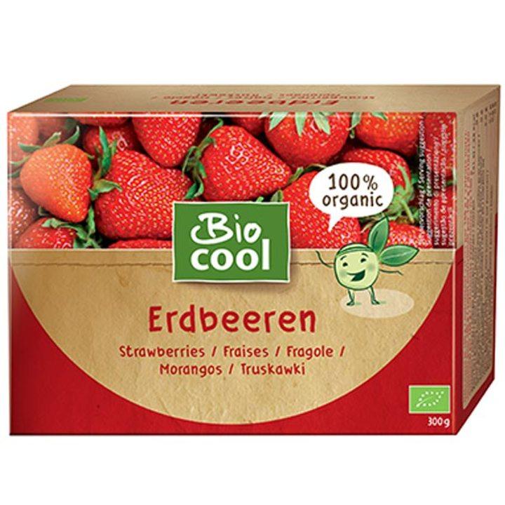 Био ягоди бързозамразени 300г