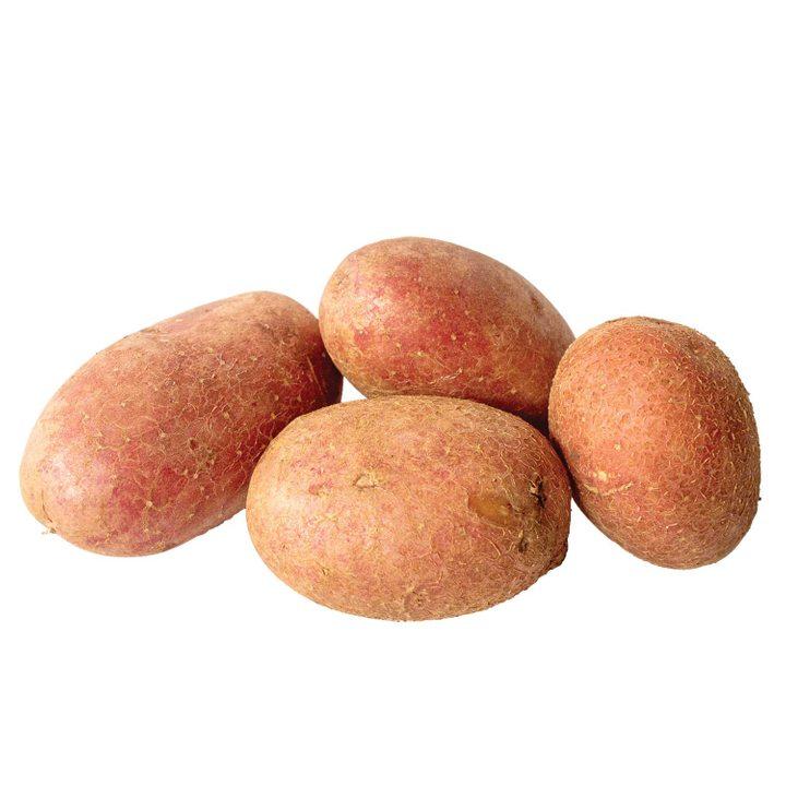 Червени картофи - България