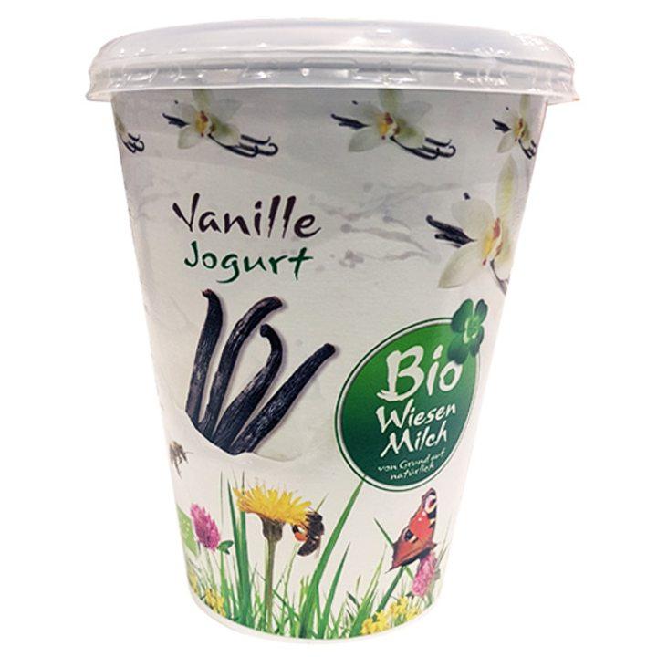 Био йогурт ванилия 3,6% масленост - 400г