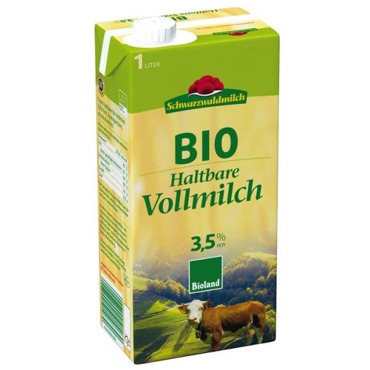 Био краве мляко 3,5% UHT 1л