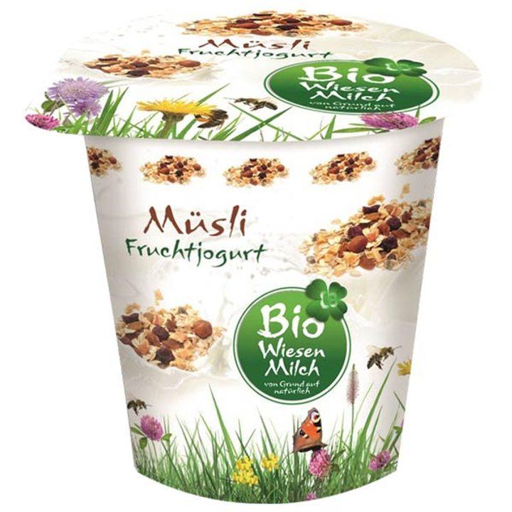 Био йогурт с мюсли 150г
