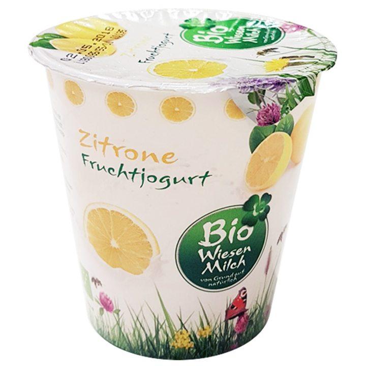 Био йогурт лимон 150г