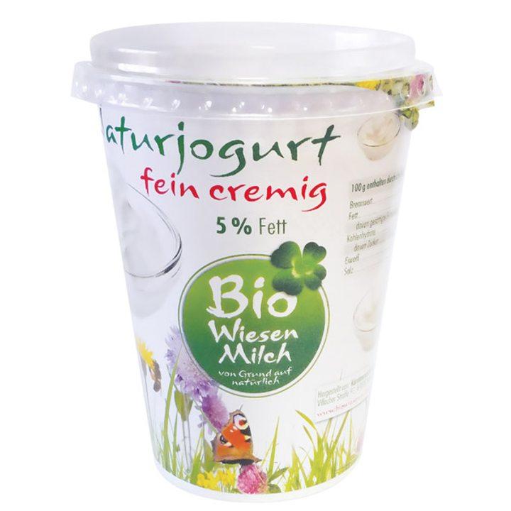 Био натурален йогурт 400г
