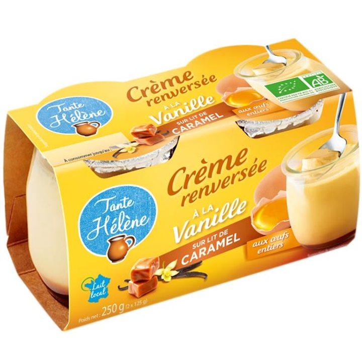 Био десерт крем карамел 2 x 125г