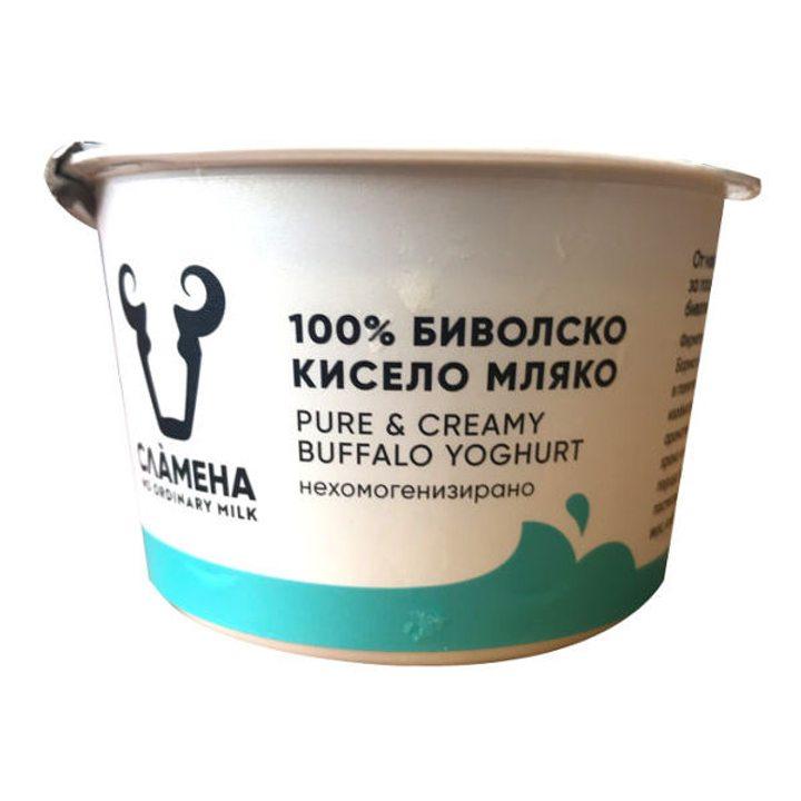 Биволско кисело мляко 200г