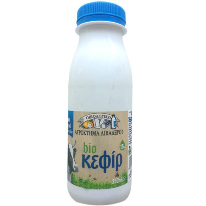 Био кефир от краве мляко 250мл