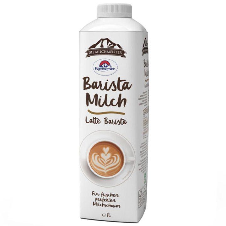 Прясно мляко Бариста 1,8% масленост - 1л