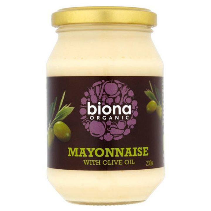 Био майонеза с маслиново масло 230г