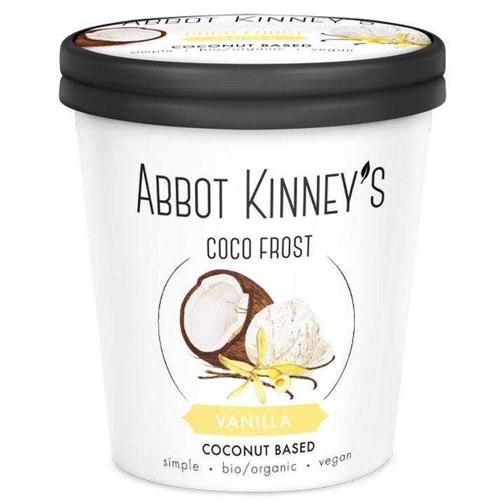 Био веган сладолед кокос с ванилия 500мл
