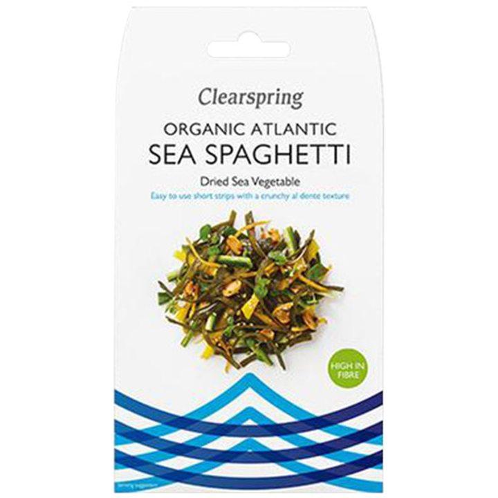 Био атлантически морски спагети 25г