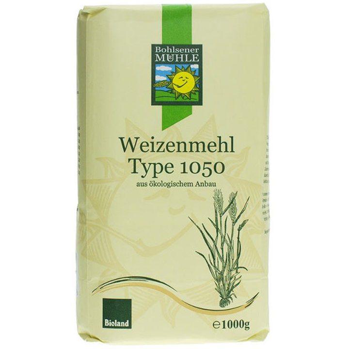 Био пшеничено брашно тип 1050 - 1кг
