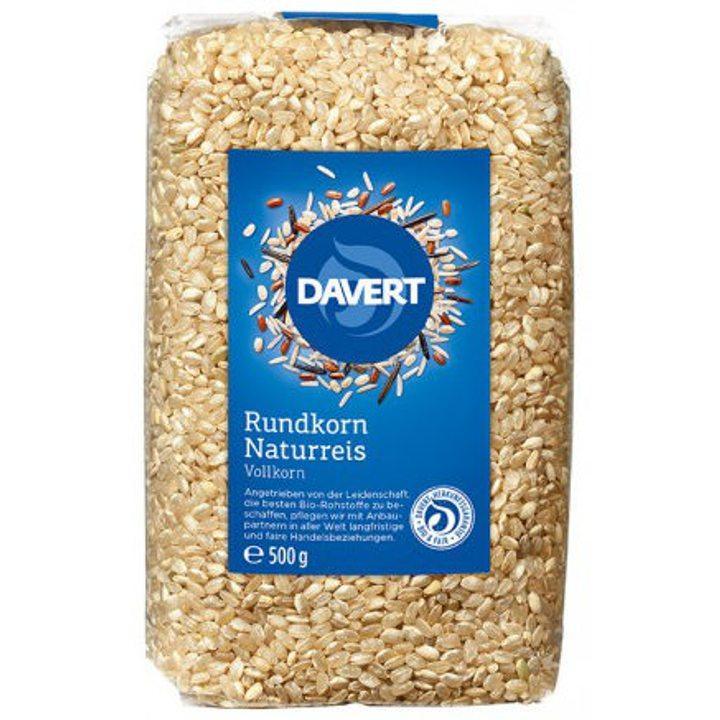 Био натурален ориз кръгъл 500г