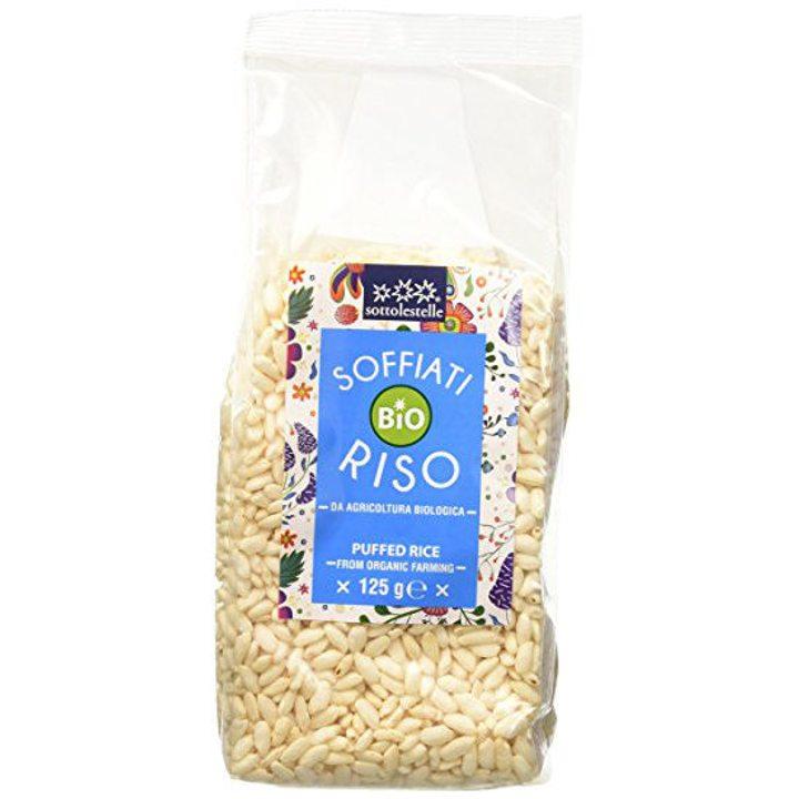 Био пукан ориз 125г