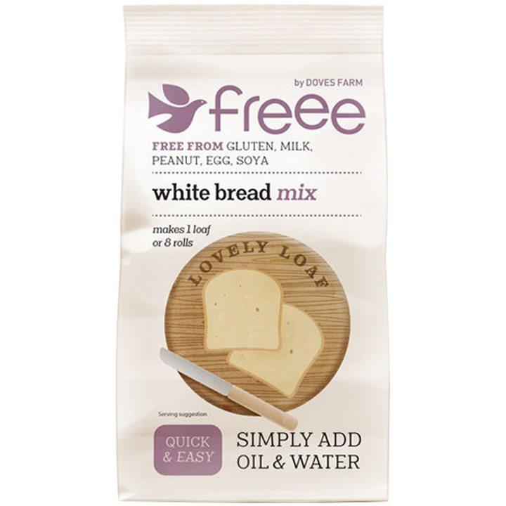 Смес за хляб без глутен 500г