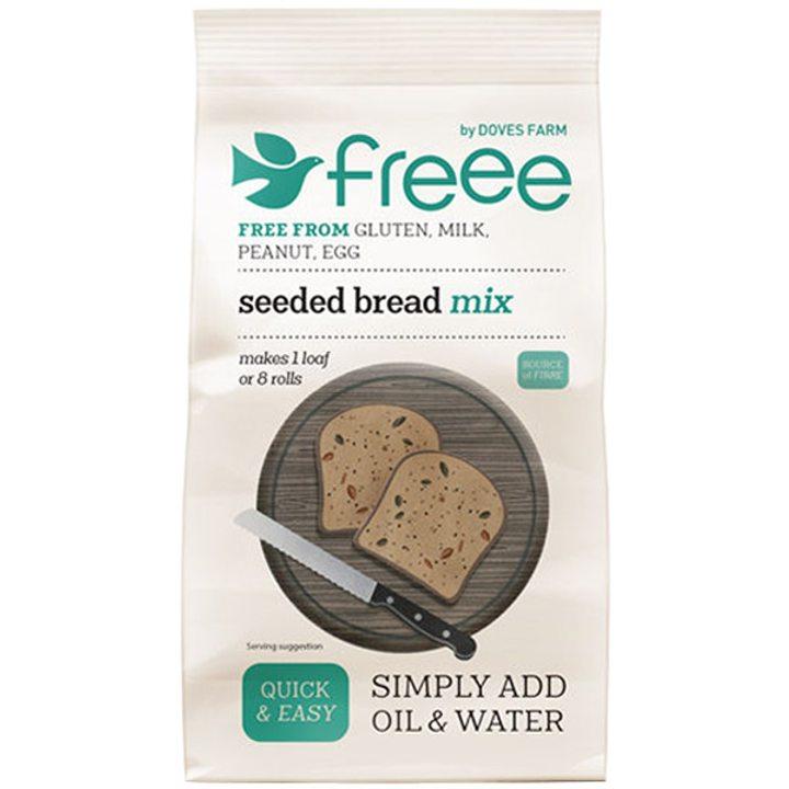 Смес за хляб със семена без глутен 500г
