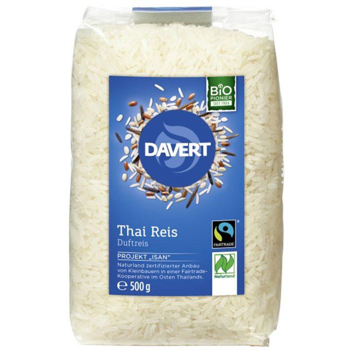 Био ориз тай 500г