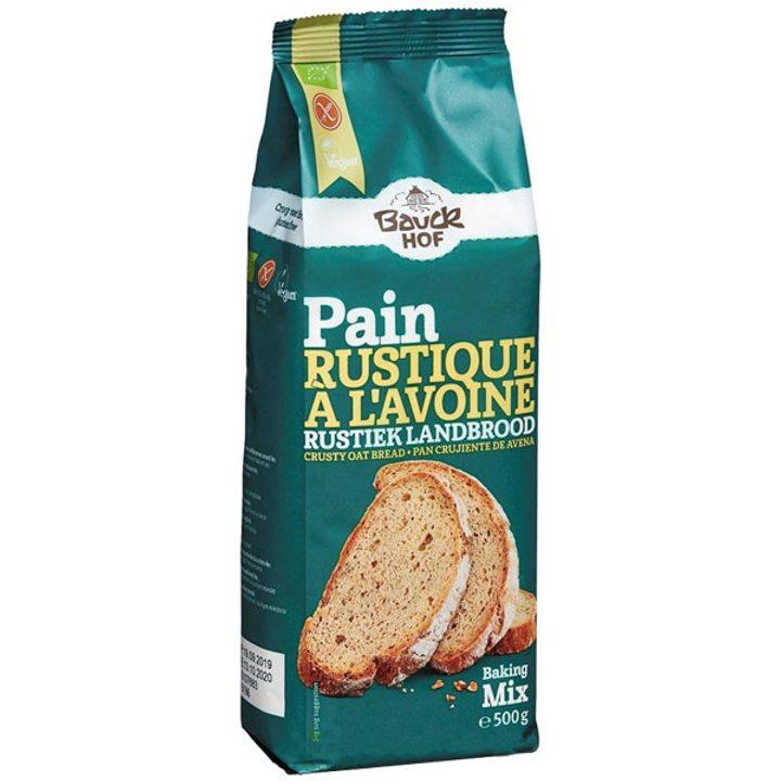 Био смес за овесен хляб без глутен 500г