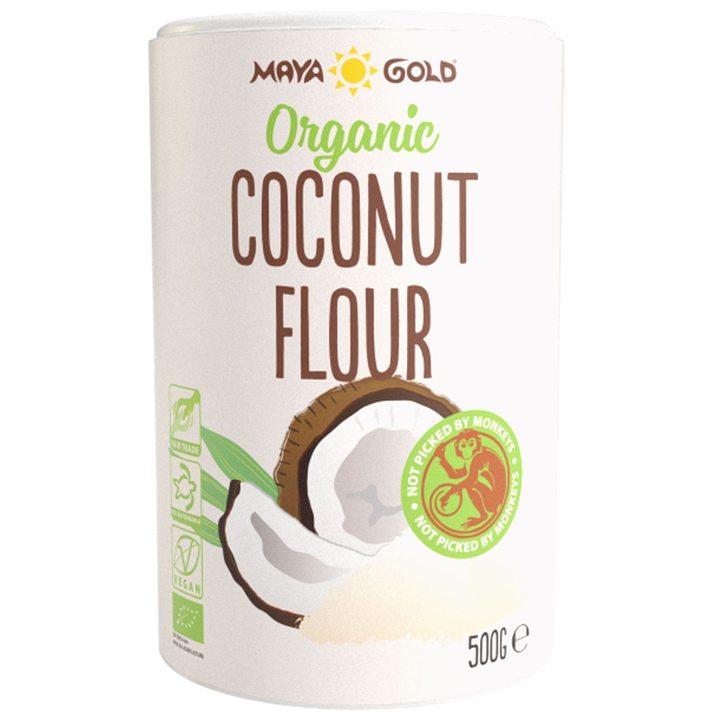 Био кокосово брашно 500г