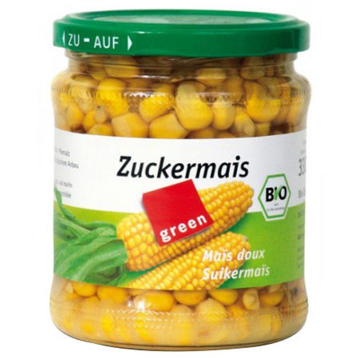 Био сладка царевица 330г