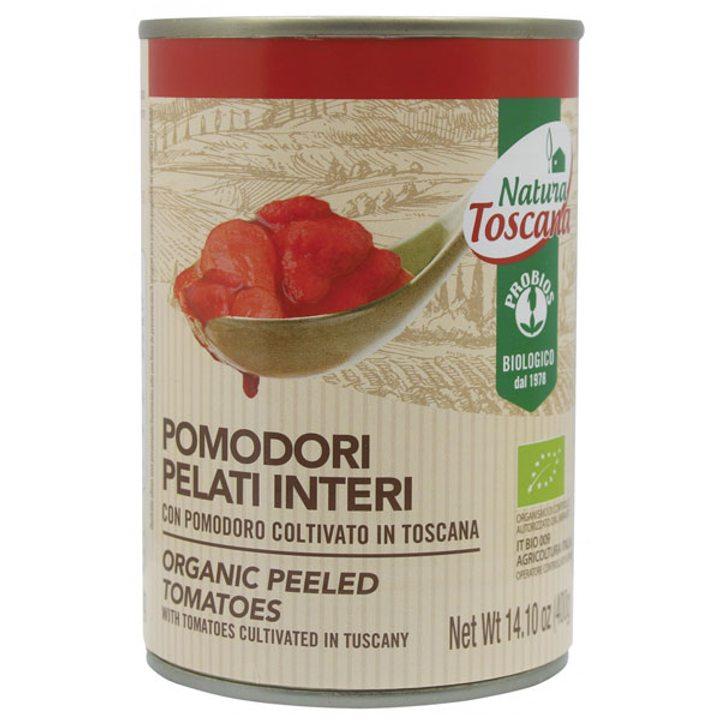 Био белени домати 400г