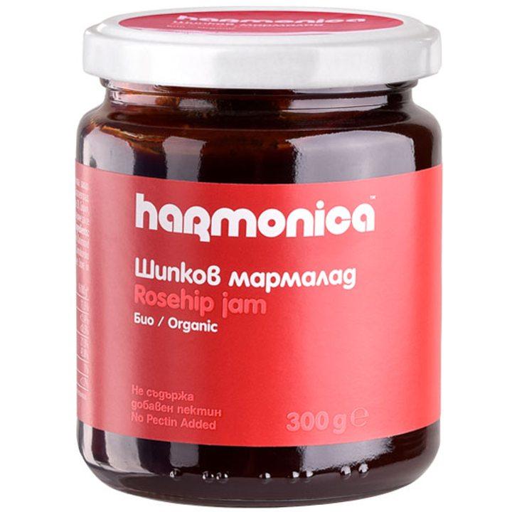 Био шипков мармалад Хармоника 300г