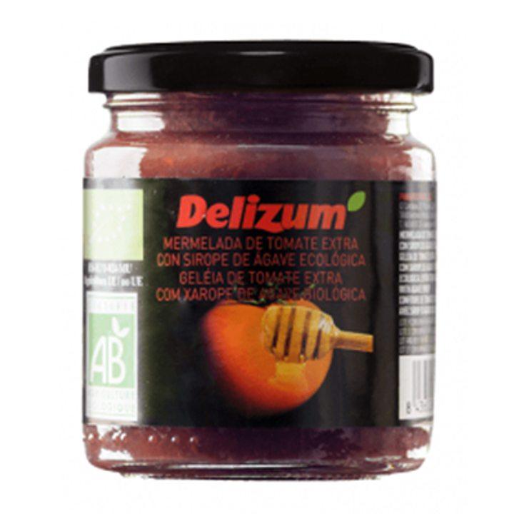 Био мармалад от домати със сироп от агаве 260г