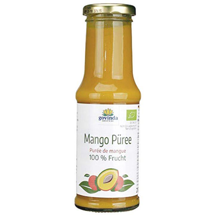 Био пюре от манго 210мл