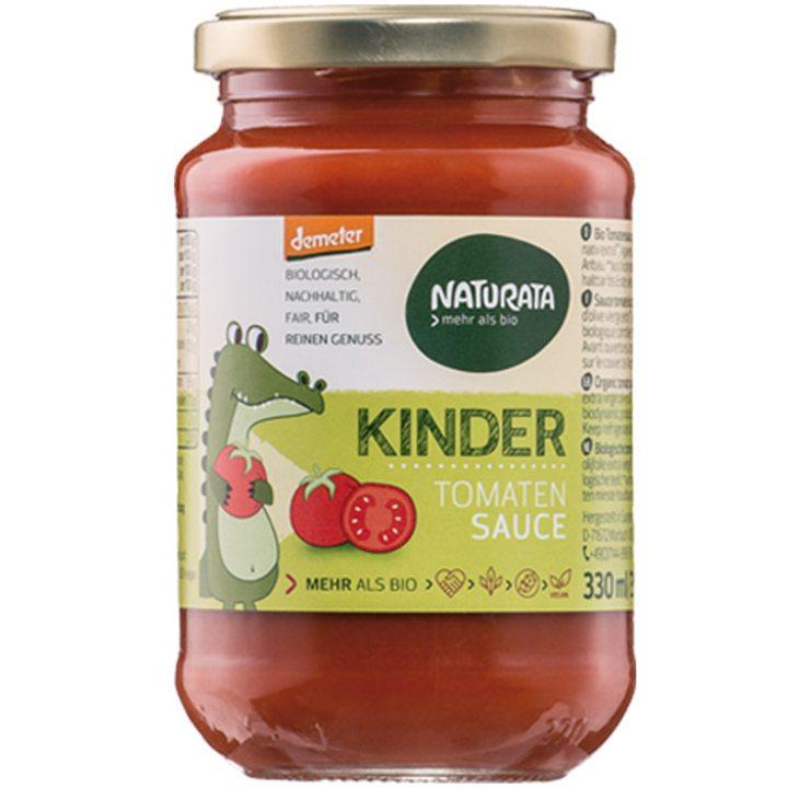 Деметер доматен сос за деца 330мл