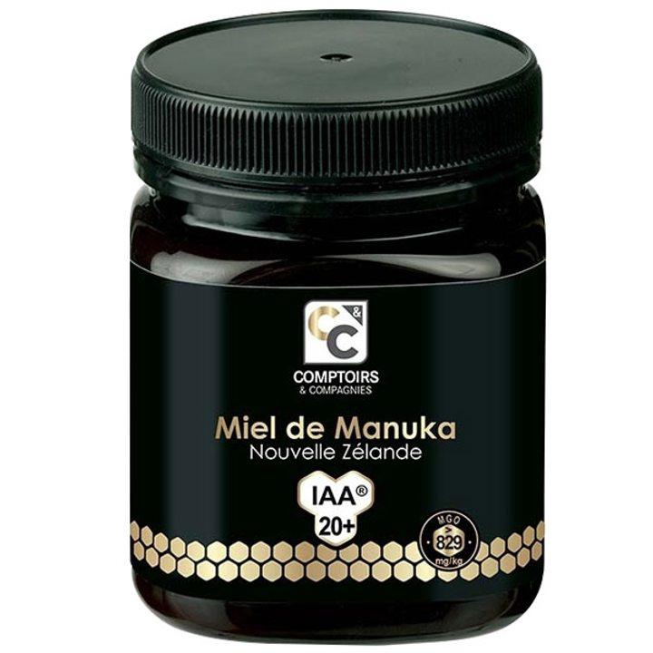 Мед от Манука IAA 20+ активност 250г