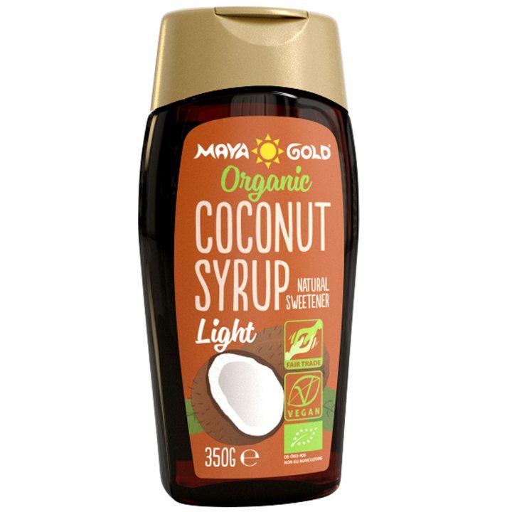 Био сироп от кокос светъл 250мл