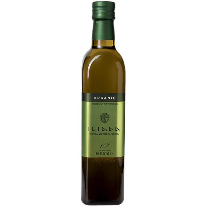 Био маслиново масло Extra Virgin (ЗНП*) 500мл