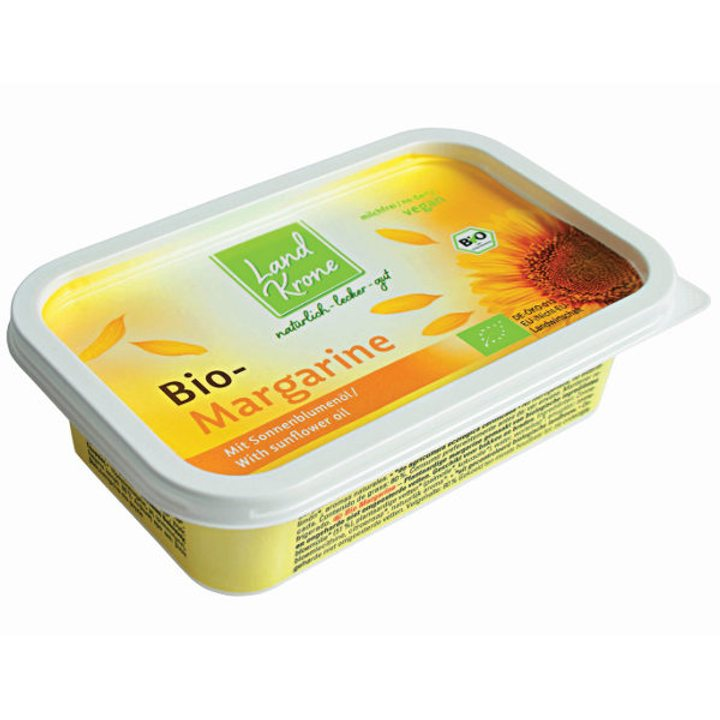 Био маргарин със слънчогледово олио 250г