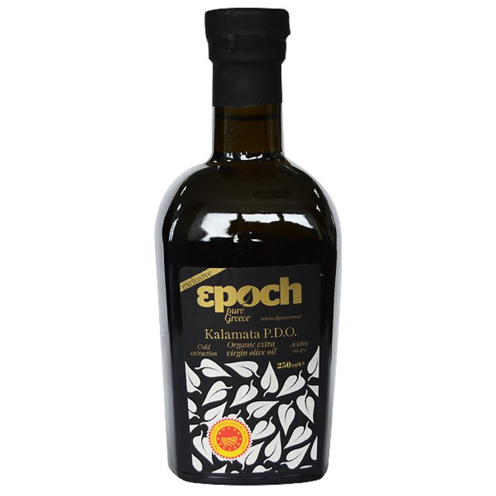 Био маслиново масло екстра върджин Каламата (ЗНП)* 250мл