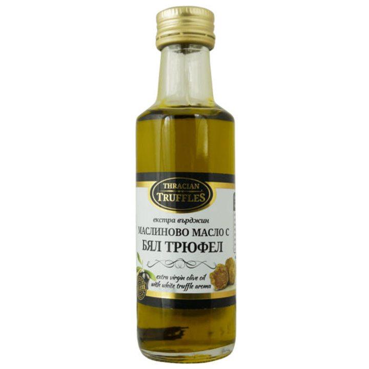 Маслиново масло с бял трюфел 100мл