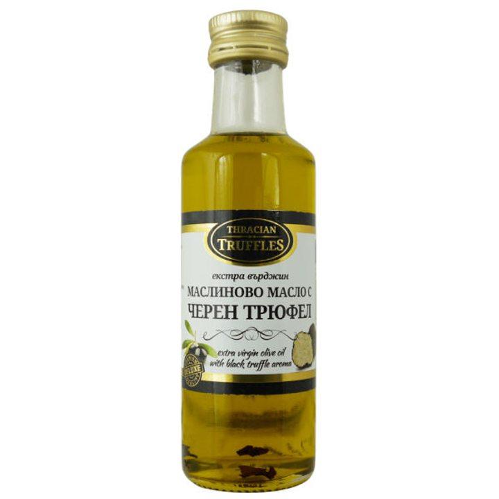 Маслиново масло с черен трюфел 100мл