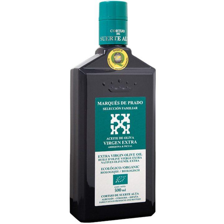 Био маслиново масло Extra Virgin 500ml