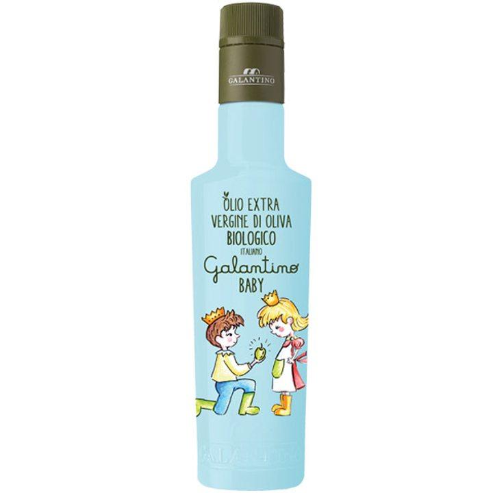 Био маслиново масло Extra Virgin синя серия 250мл