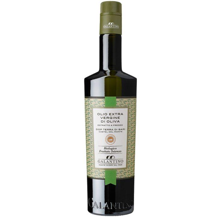 Био маслиново масло Extra Virgin - Terra di Bari - Castel del Monte (ЗНП*) 500мл