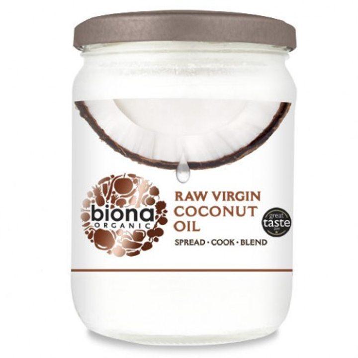 Био кокосова мазнина студено пресована 400г