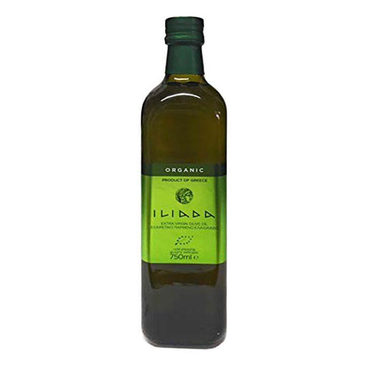 Био маслиново масло Extra Virgin 750мл (ЗНП*)