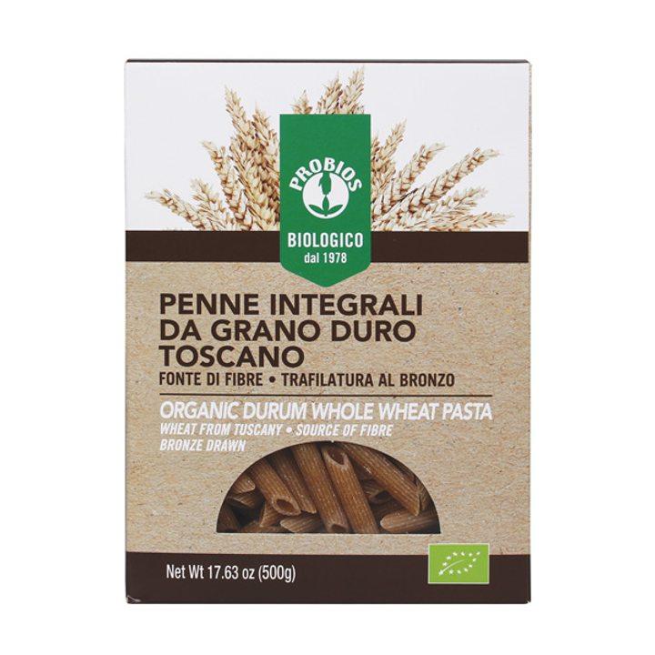 Био пене пшенично пълнозърнесто 500г