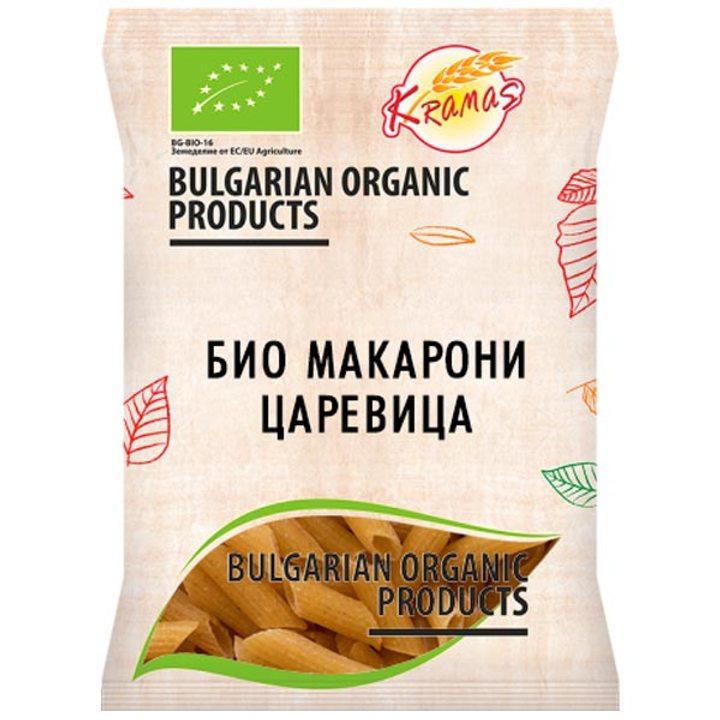Био макарони от царевица 250г