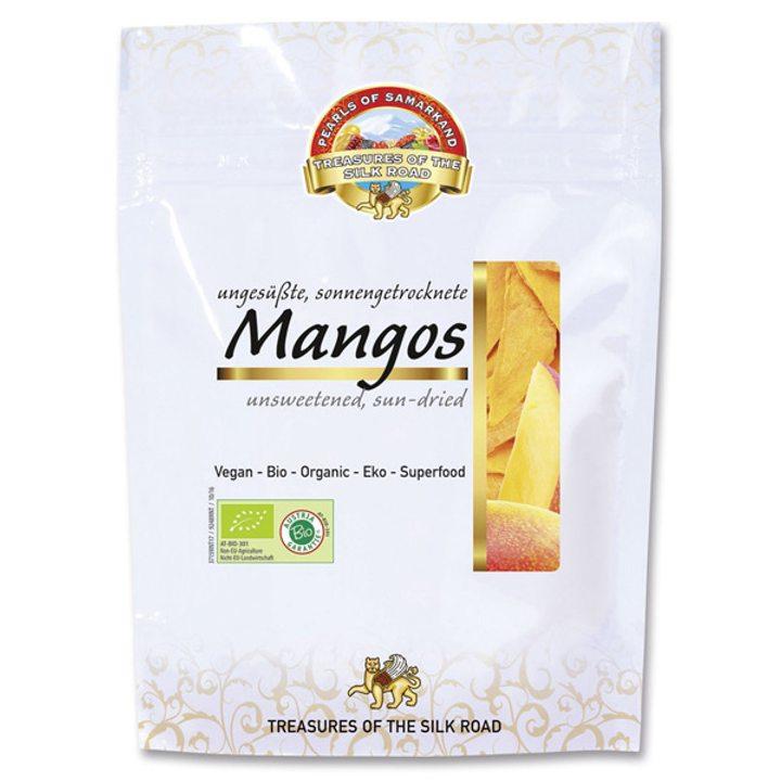 Био манго сушено 100г