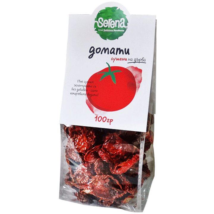 Сушени домати 100г